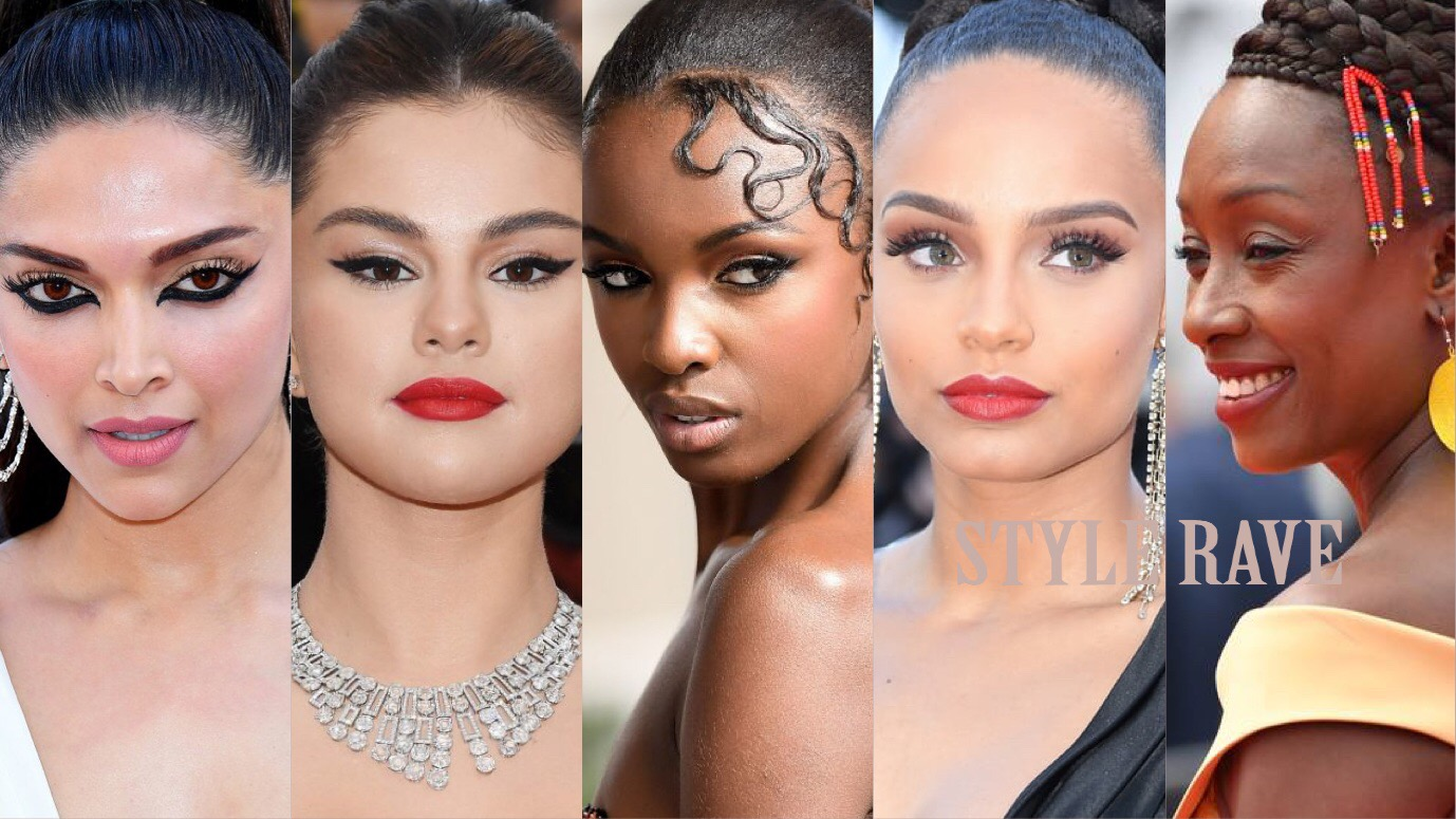 Best Beauty Looks Cannes Film Festival Style Rave