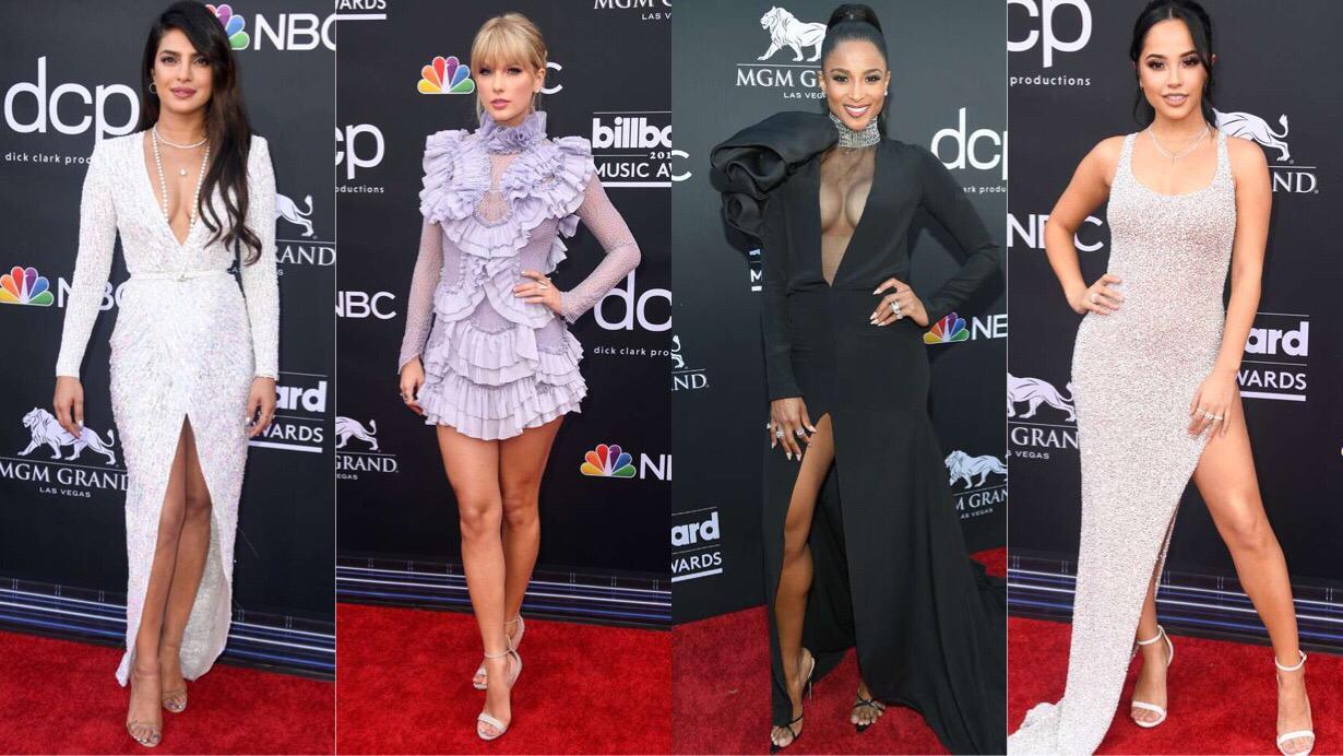 billboards music awards 2019 best dressed celebrities