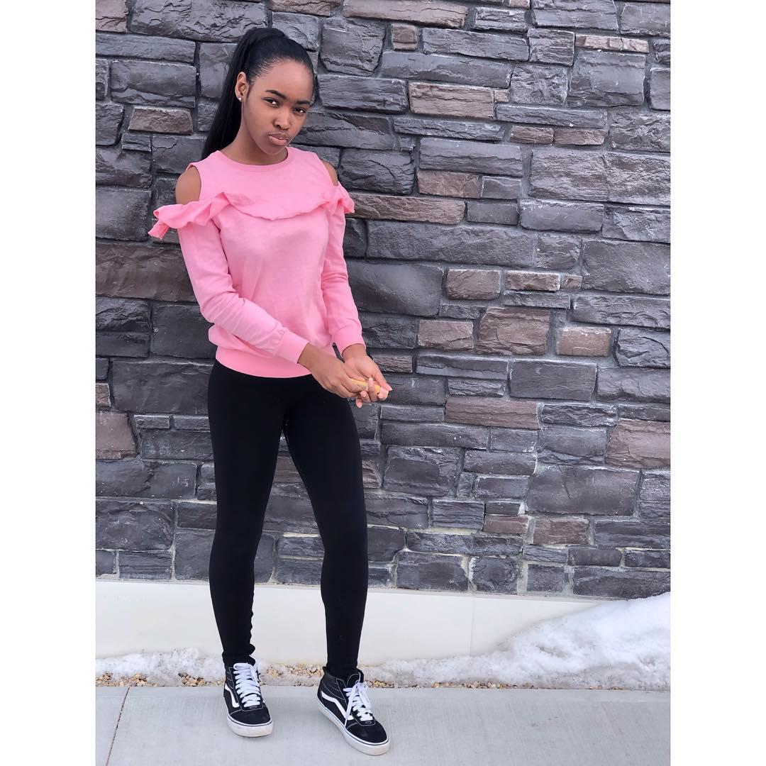 Nigerian celebrity kids