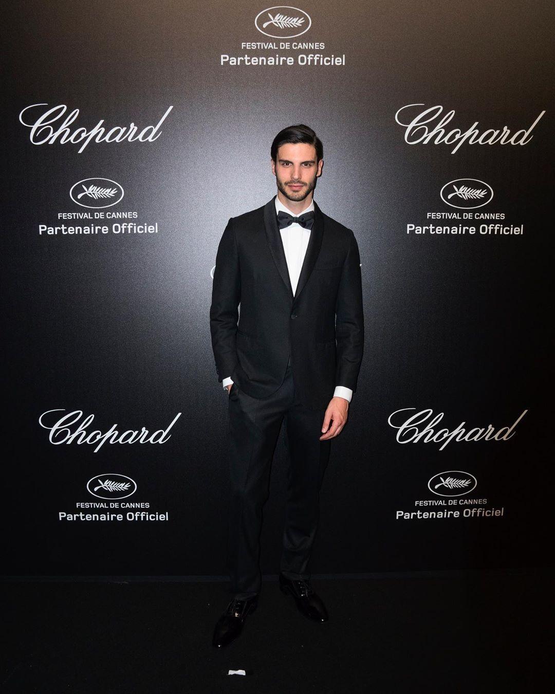 Cannes Film Festival men