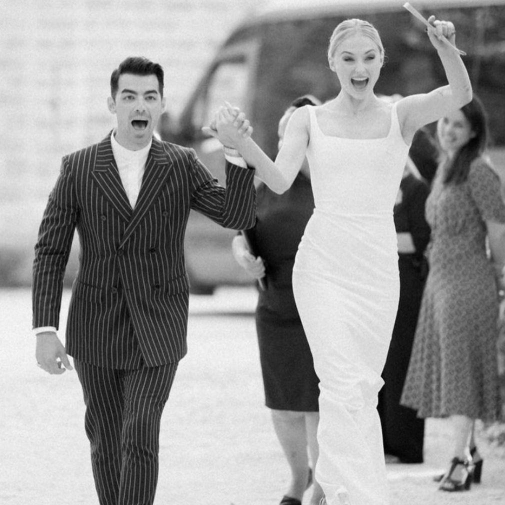 Sophie Turner Weds Joe Jonas