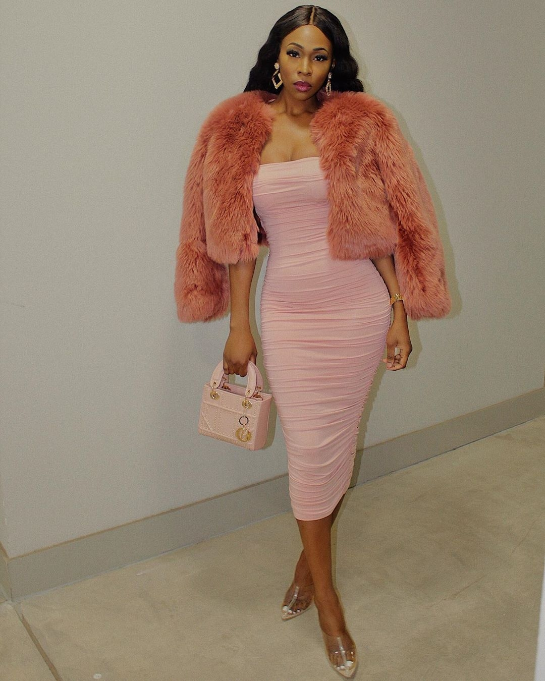 how to style blush