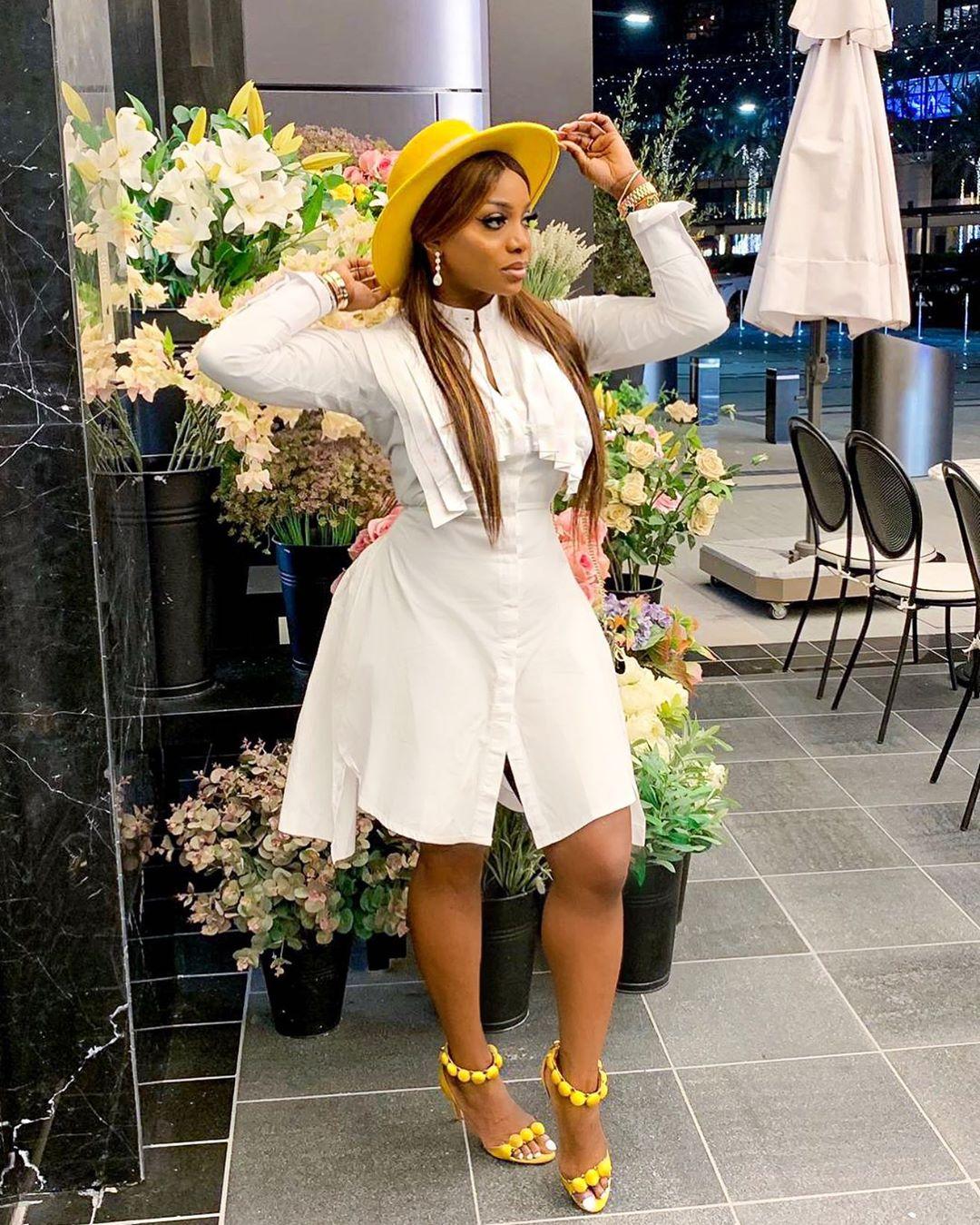 chioma-ikokwu-designer-good-hair-handbags-shoes-genevieve-bossheights-celebtrendsnow