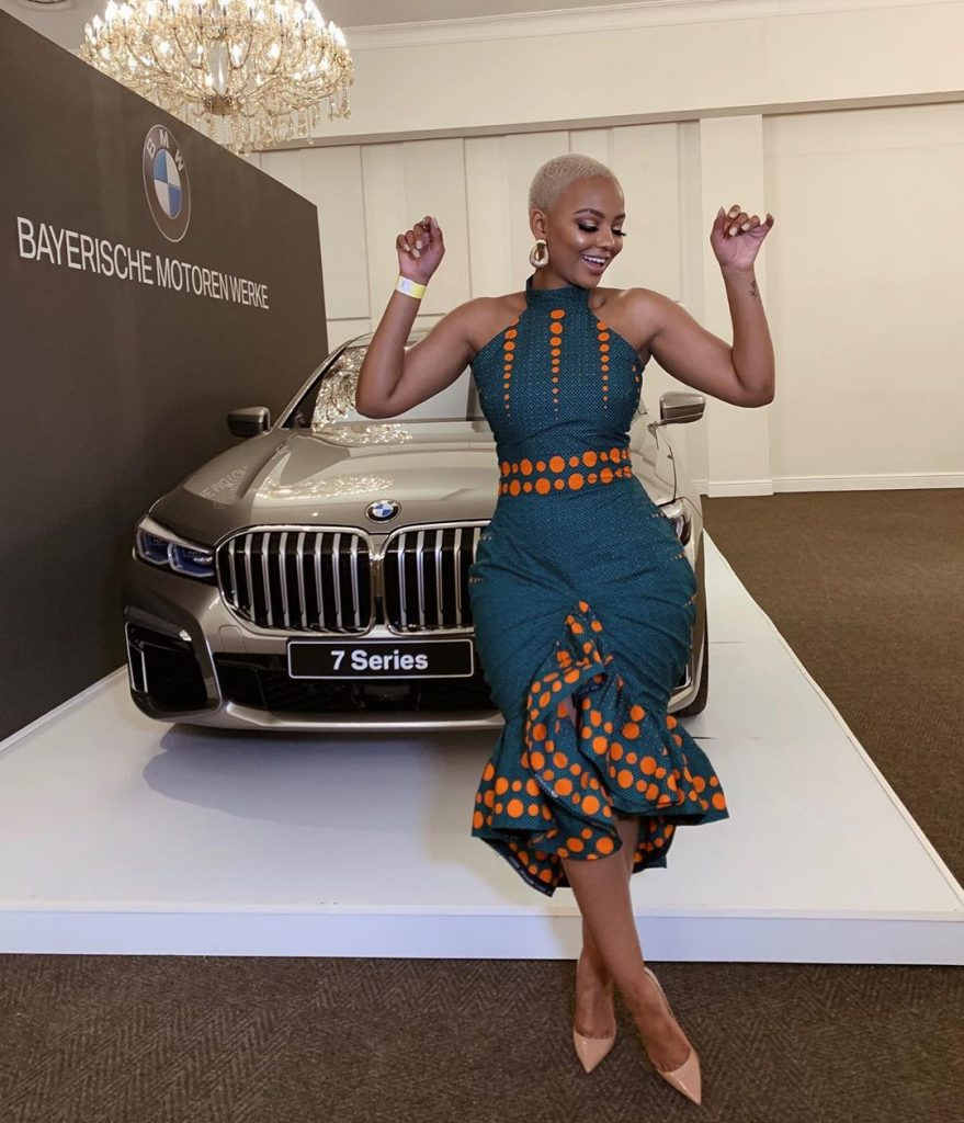 african-female-celebrities-ankara-dress-2019