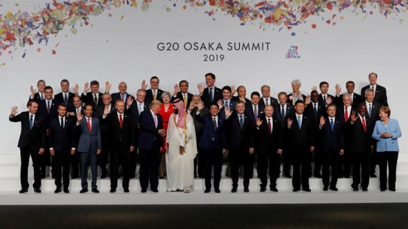 G20 Summit Style rave