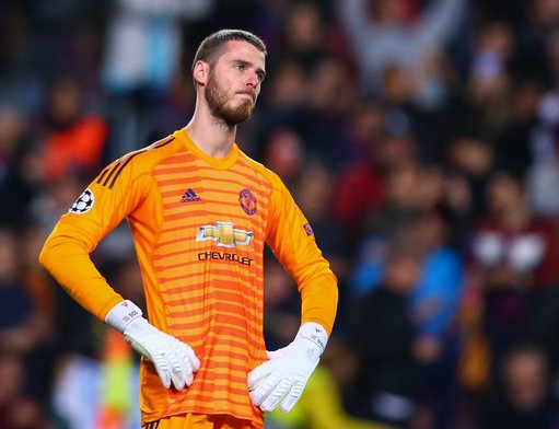 David de Gea summer Transfer Window