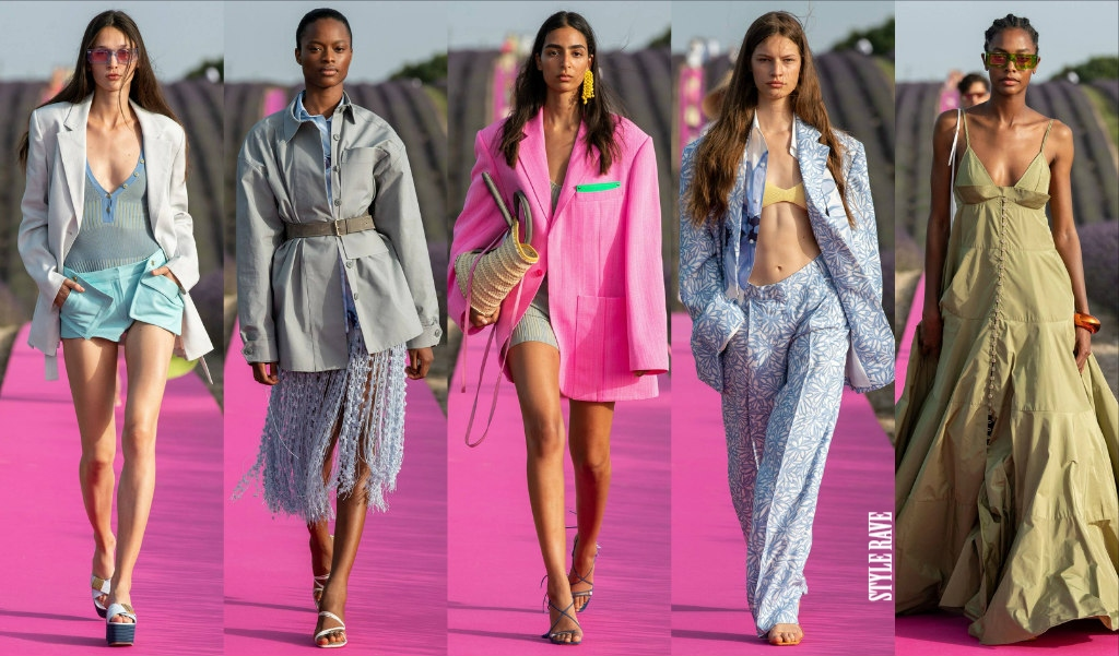 Jacquemus SS20 Collection Style Rave