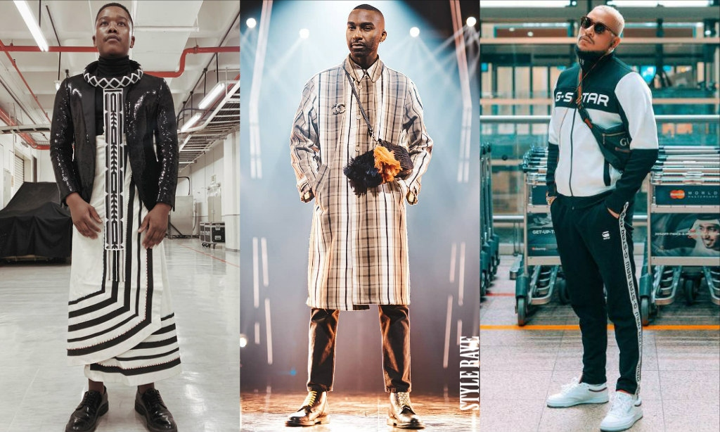5 Fashionable Male Musicians In The South African Music Scene