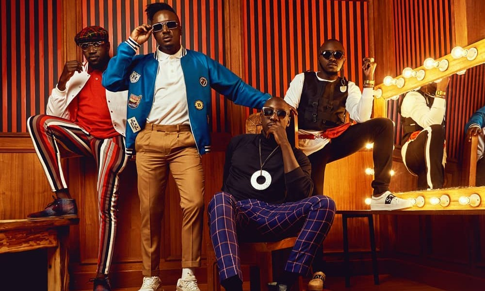 Sauti Sol: The Band Causing A Stir In Kenya's Fashion Scene | Style Rave