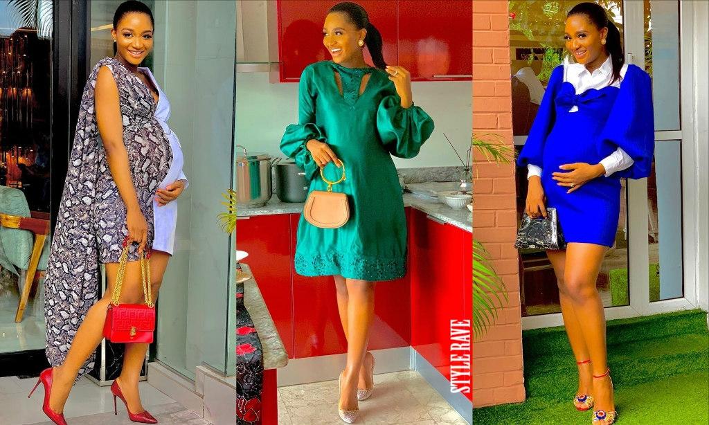 Powede Eniola Awujo Maternity Style