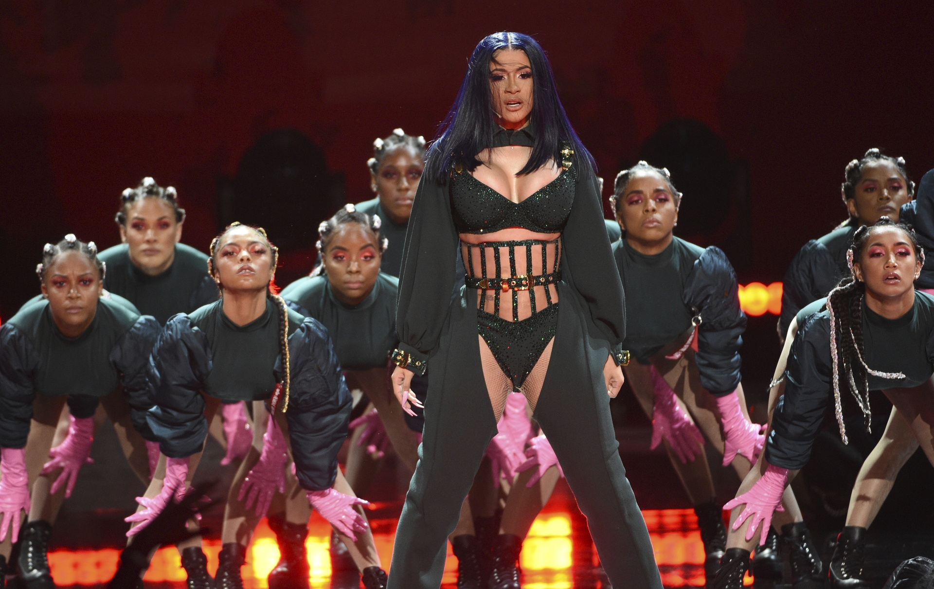 2019 BET Awards Performance Style Rave