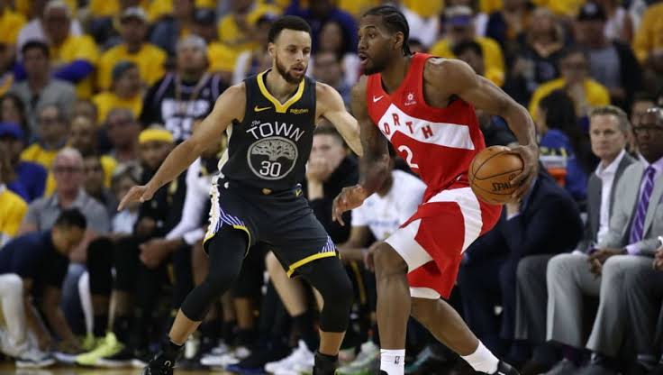 Warriors vs Raptors