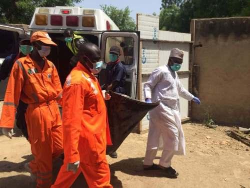 Taraba suicide bombings