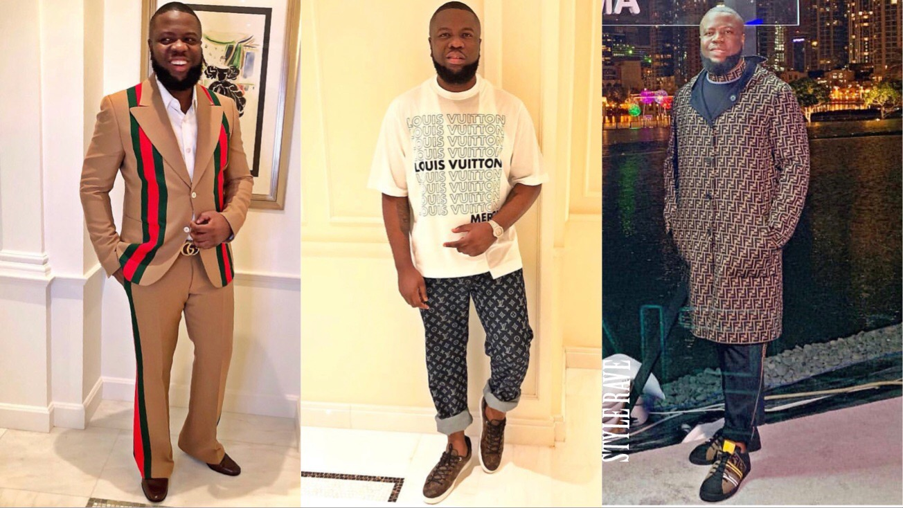 Gucci Lv Fendi Repeat All You Need To Know About Hushpuppi S Style Style Rave