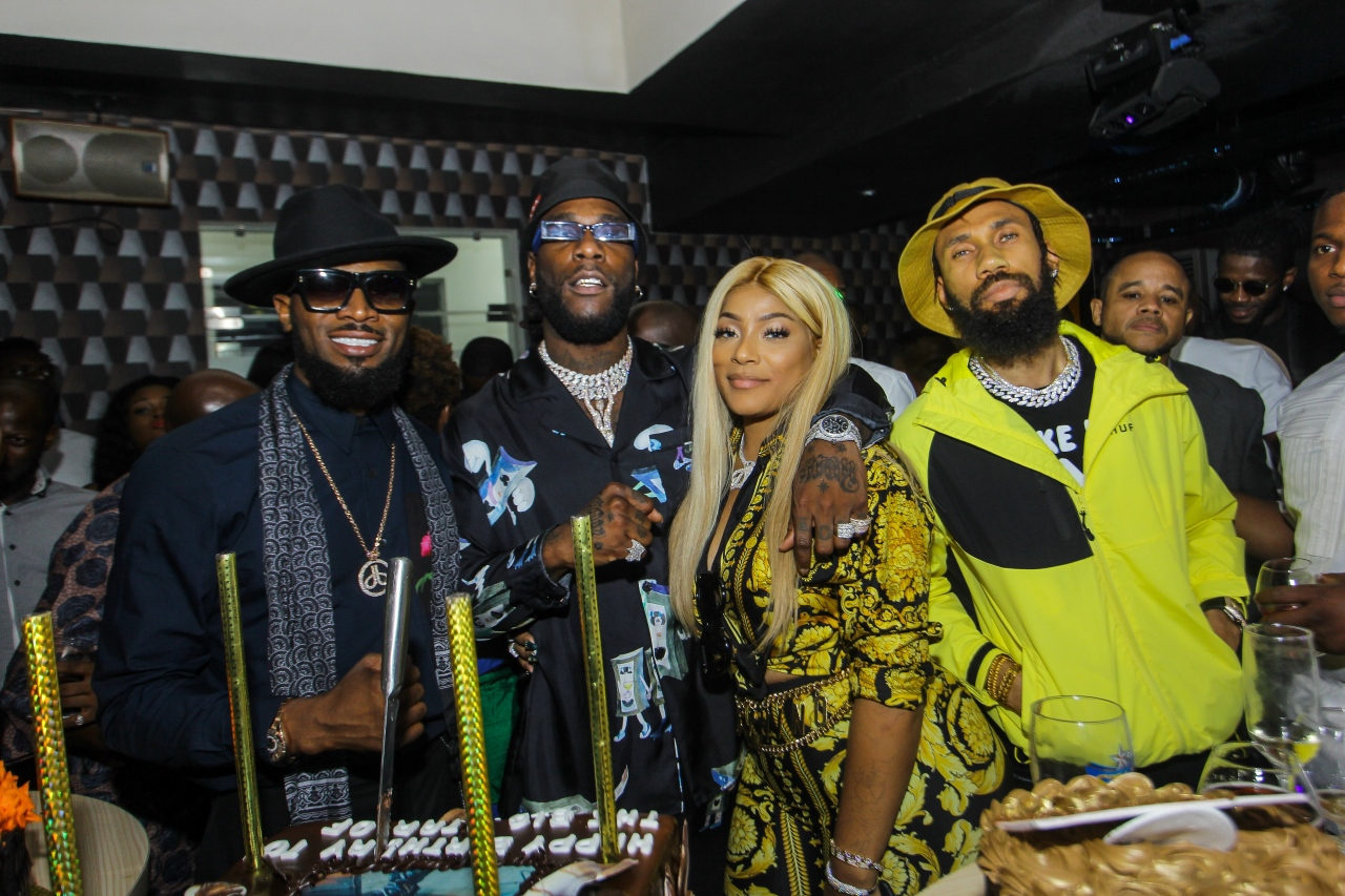 burna-boy-birthday-stefflon-don-dbanj-phyno-surprise-bet
