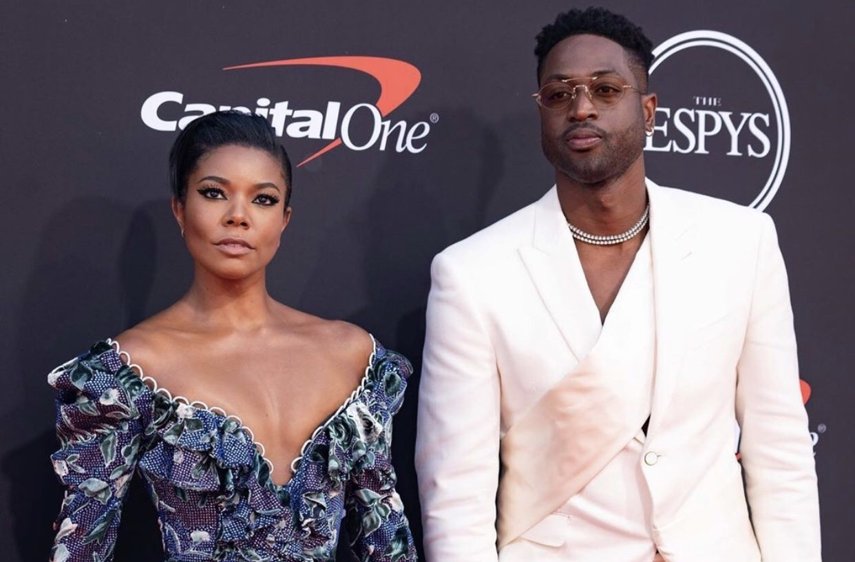 gabrielle-union-dwayne-wade-espys-2019-style-rave-hollywood-Life