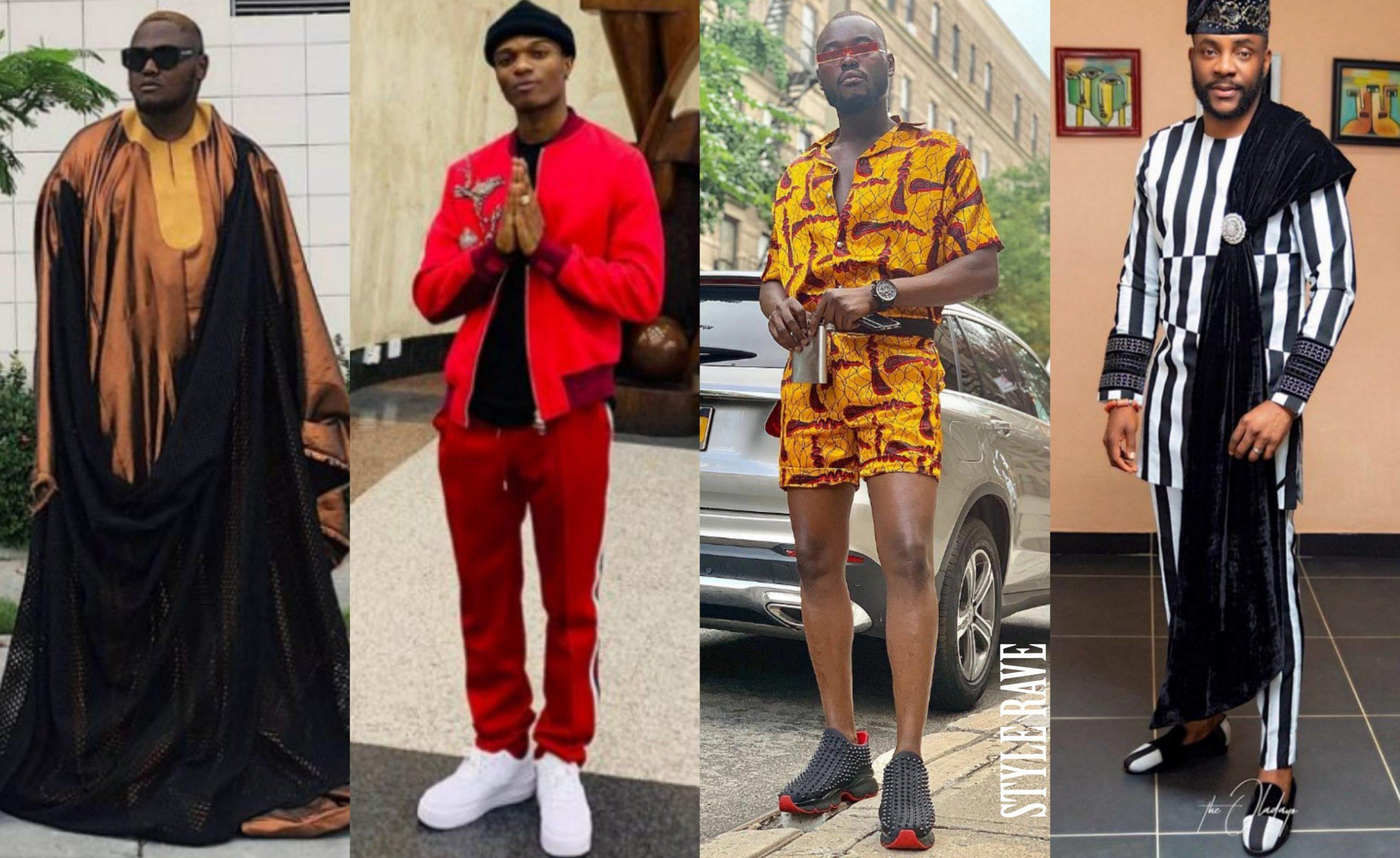 latest-unconventional-nigerian-men-male-celebrities-fashion-style-rave-2019
