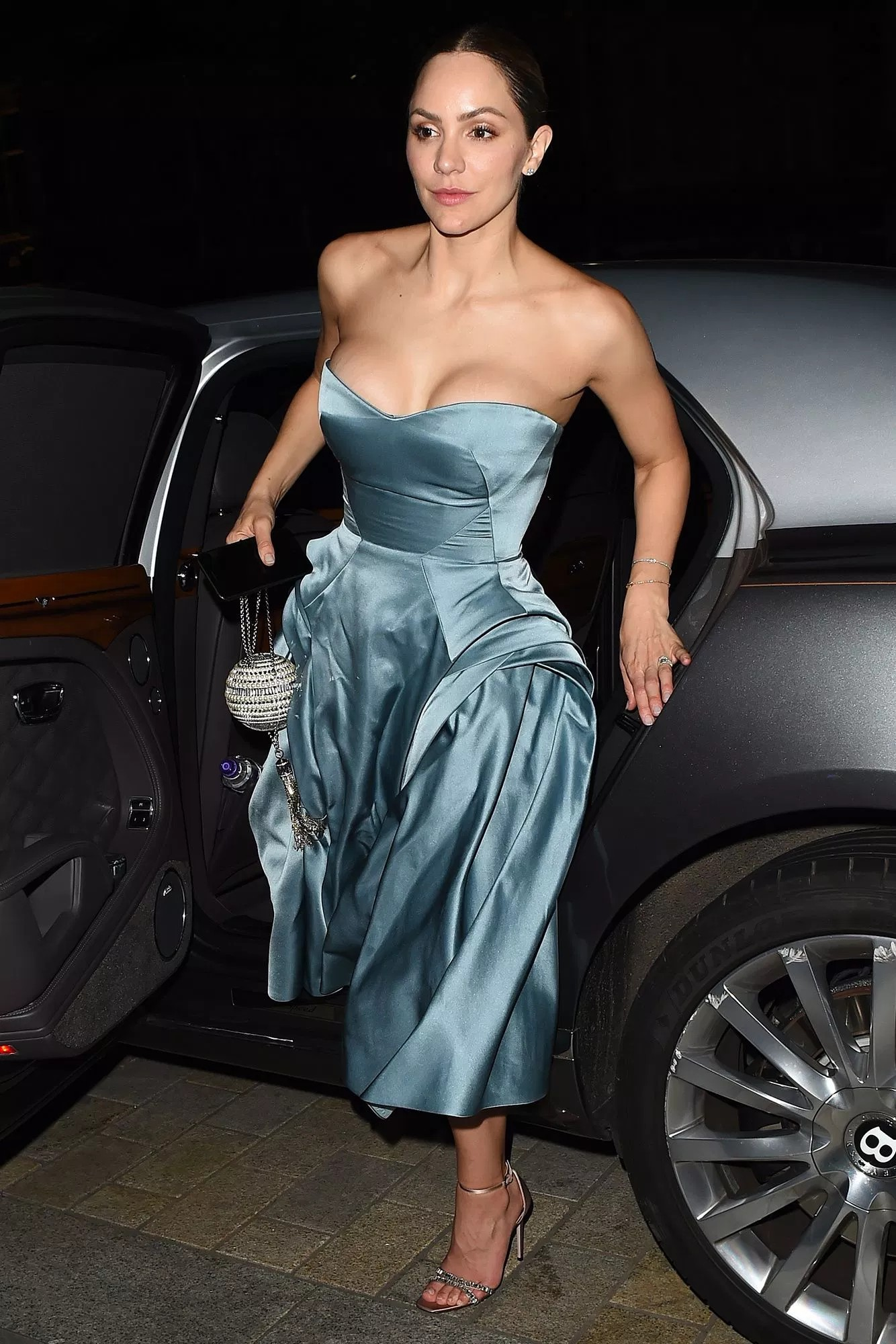 katharine-mcphee-wedding-reception-dress-style-rave