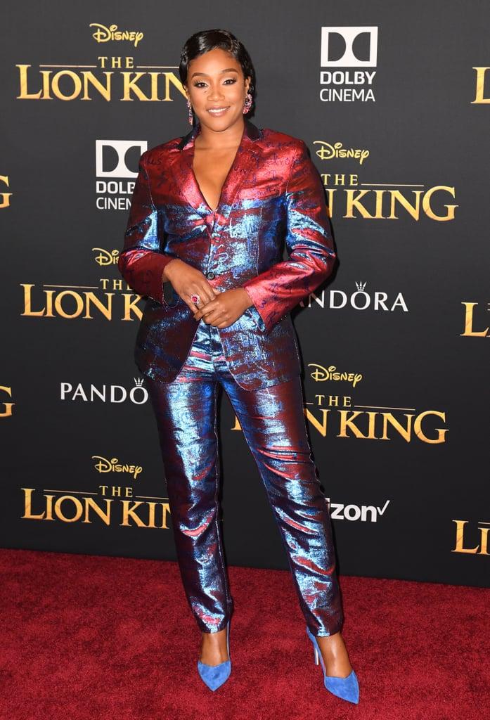 Tiffany-Haddish-Lion-King-premiere-Hollywood