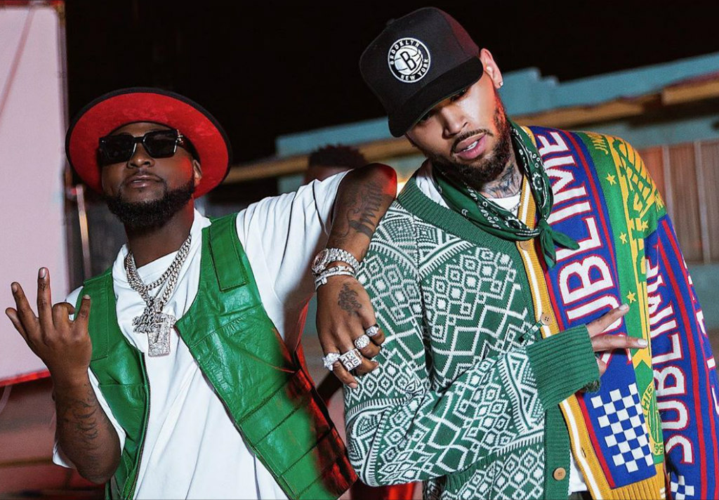 davido-chris-brown-blow-my-mind-style-rave