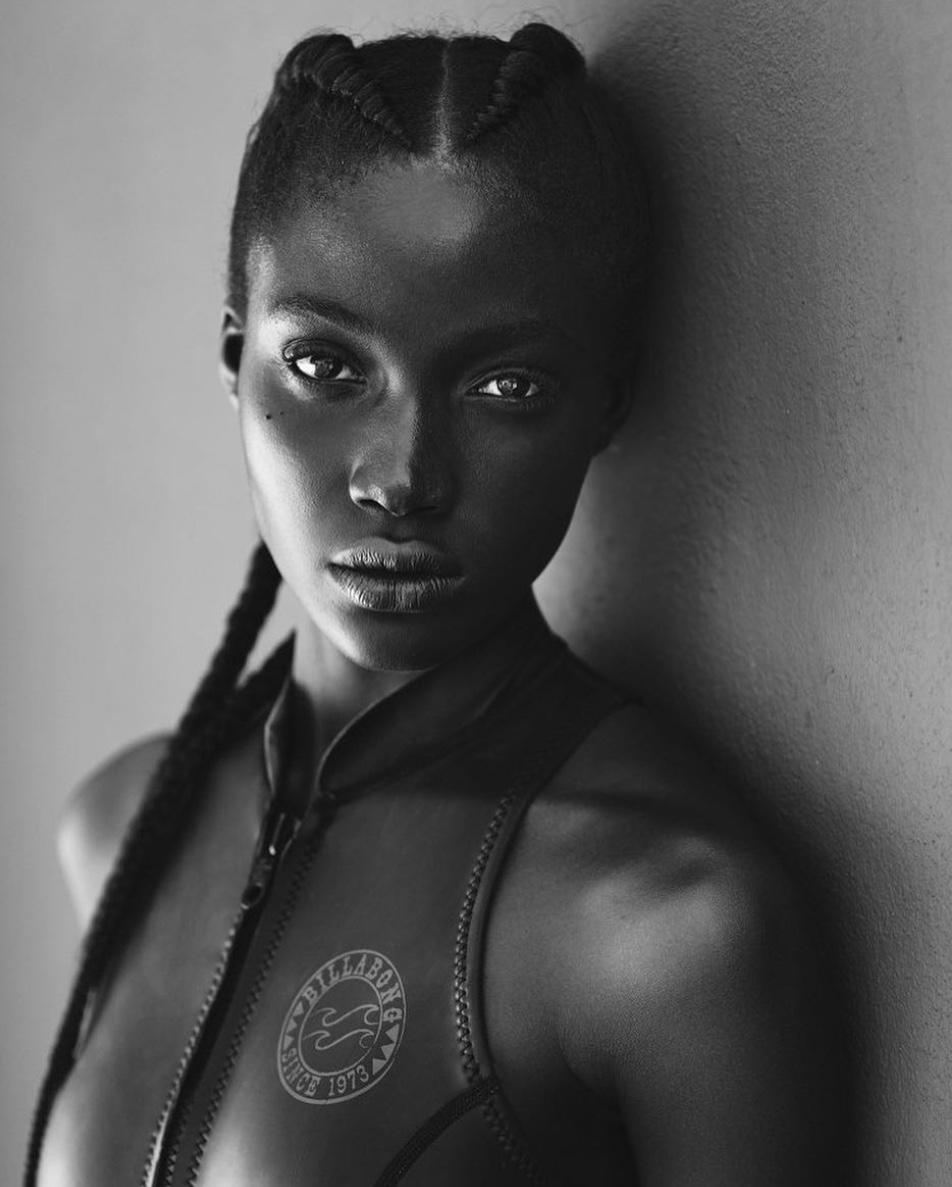 daberechi-ukoha-kalu-top-african-model-blackandwhite-stylerave-1