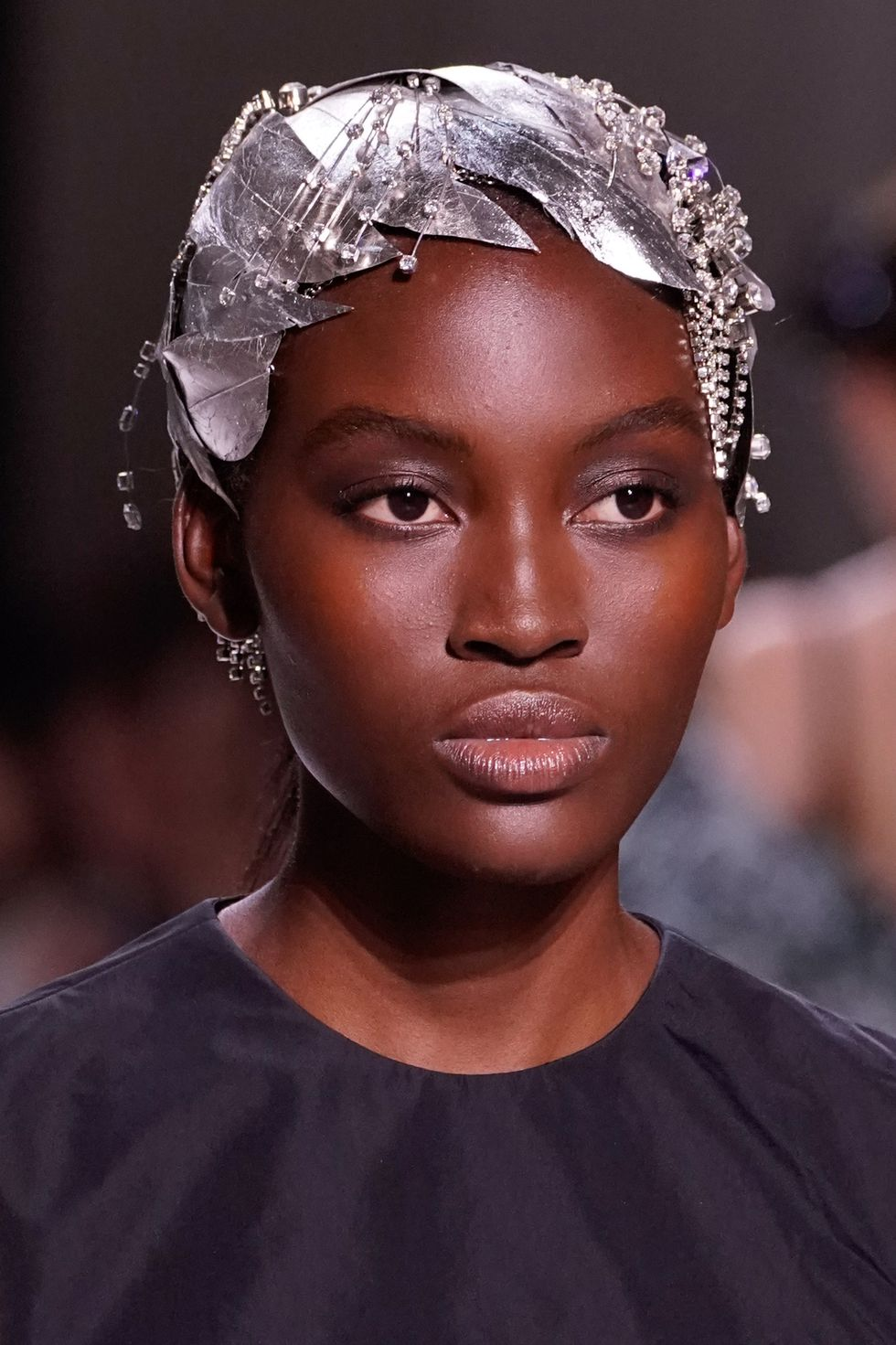 Givenchy-Paris-Couture-Fashion- headpieces-Style Rave