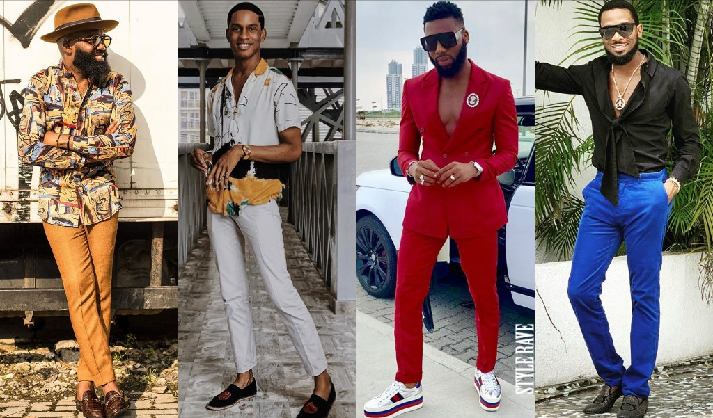 Male Celebs Proved Their Love For Prints And Fancy Shoes