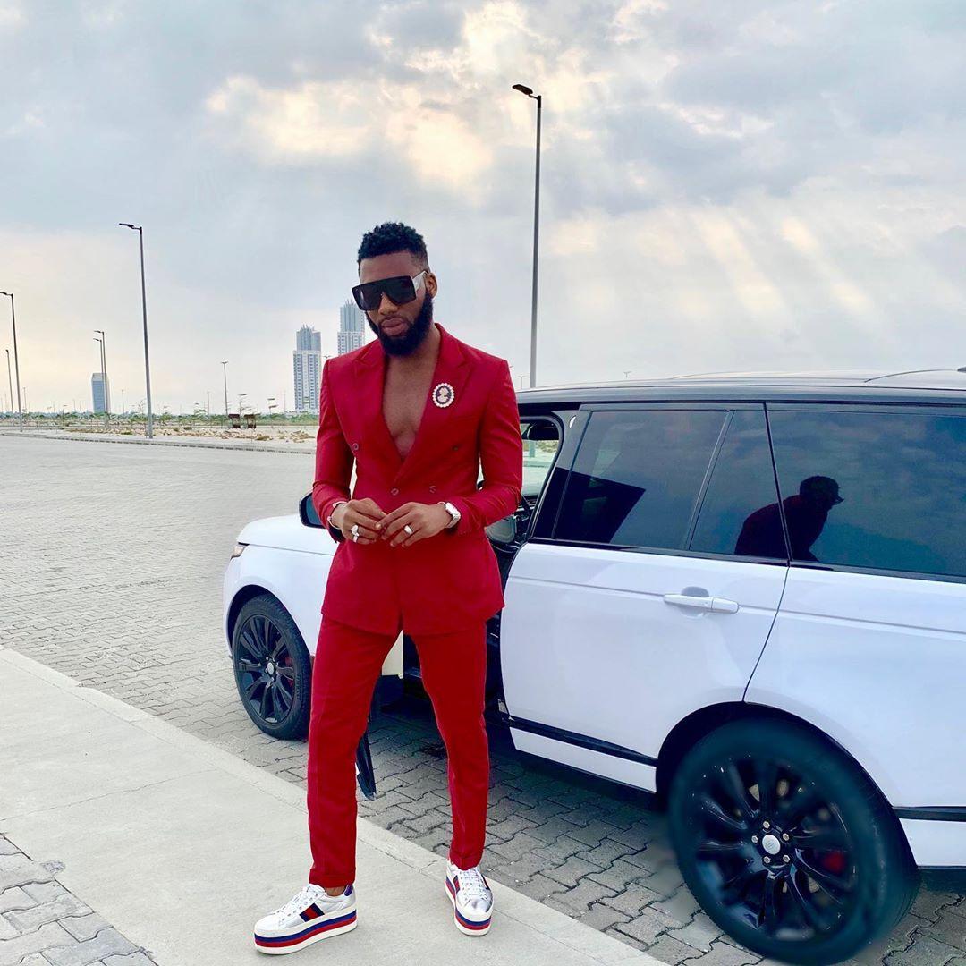 swanky-jerry-jeremiah-ogbodo--Nigerian-male-celebrities-style