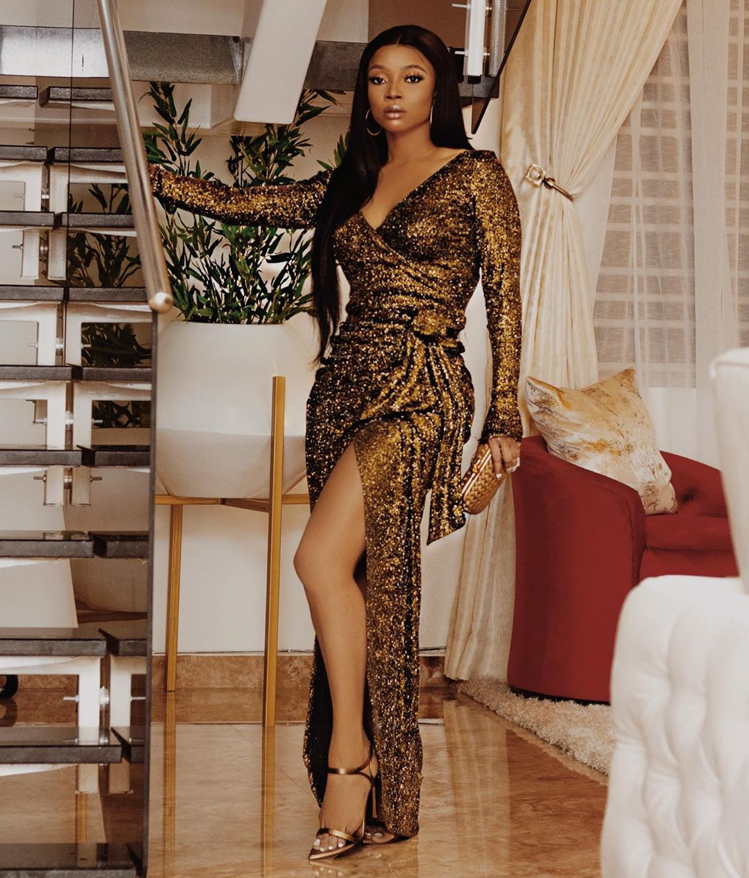 toke-makinwa-stylish-nigerian-african-celebrity