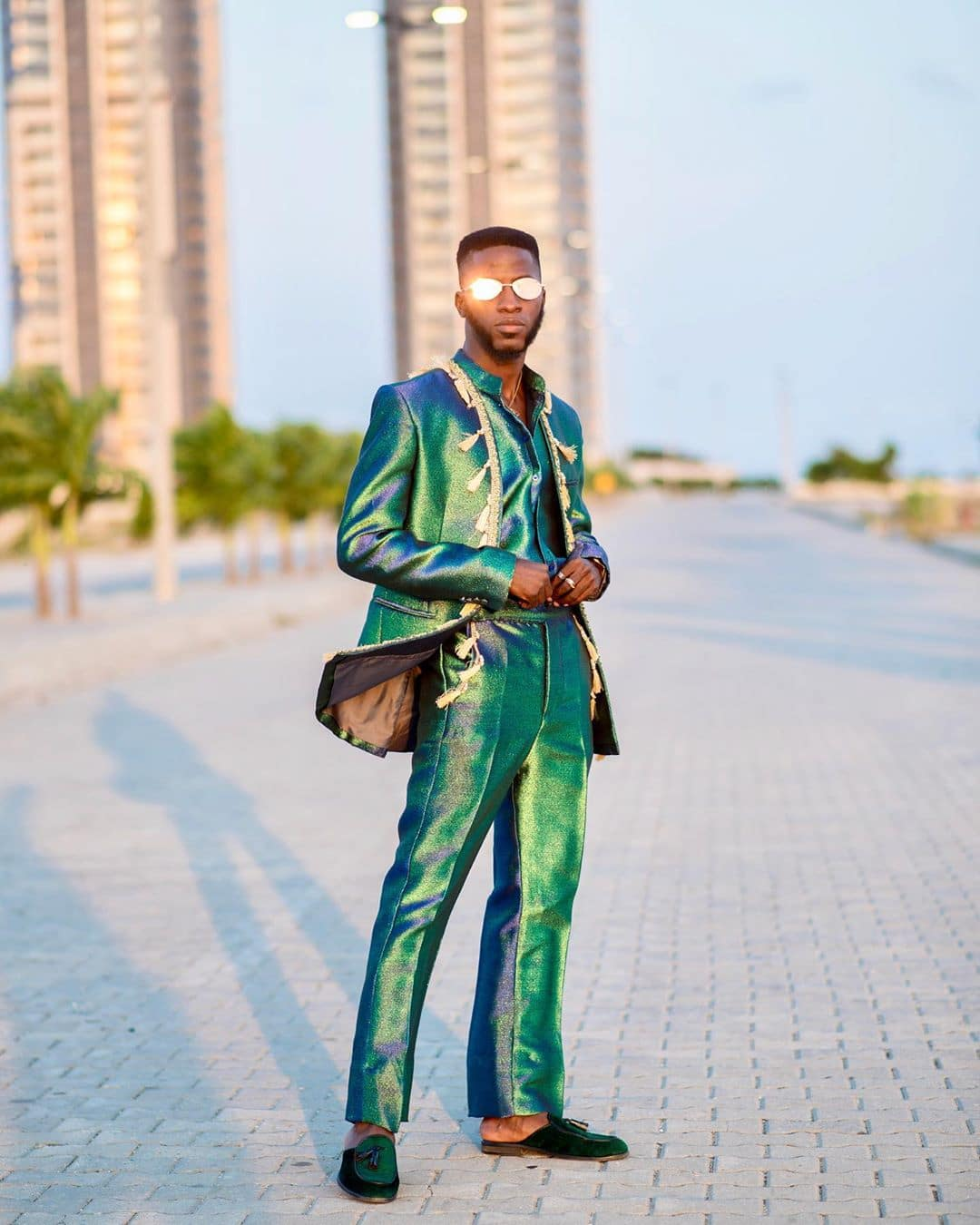 male-celebrities-in-vibrant-colours-relaxed-suits-akin-faminu-style-rave