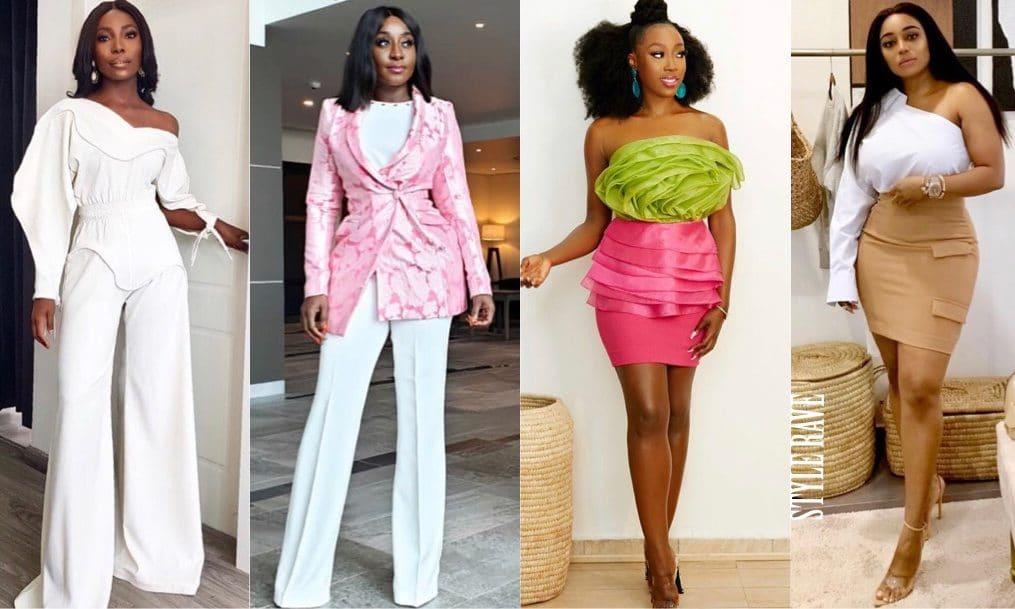 artsy-monochromatic-nigerian-celebs-weekend-looks-style-rave