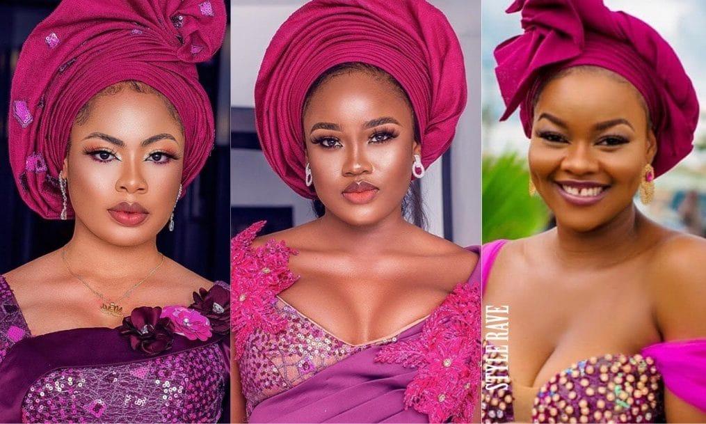 # bamteddya2019-bambam-and-teddy-a-traditional-wedding-aso-ebi-asoebi-2019-latest-gele-styles