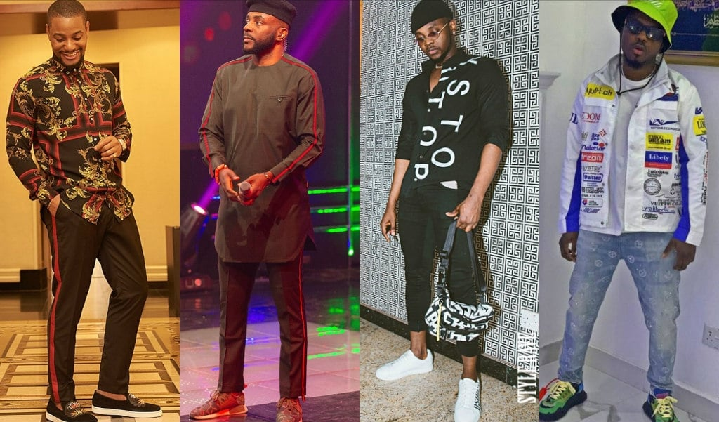 Men S Hipster Style Check Out How Nigerian Male Celebs Came Through