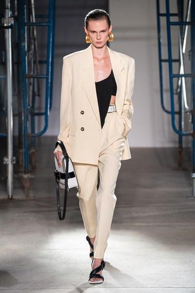 proenza-schouler-model-on-the-runway-fashion