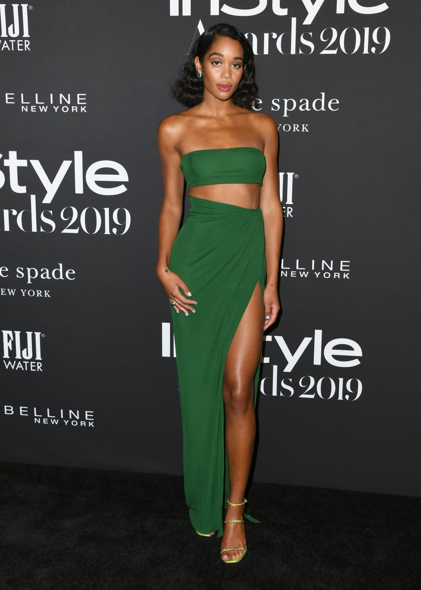 Laura-harrier-2019-instyle-awards-black-carpet-looks-rave-worthy-red-carpet-style