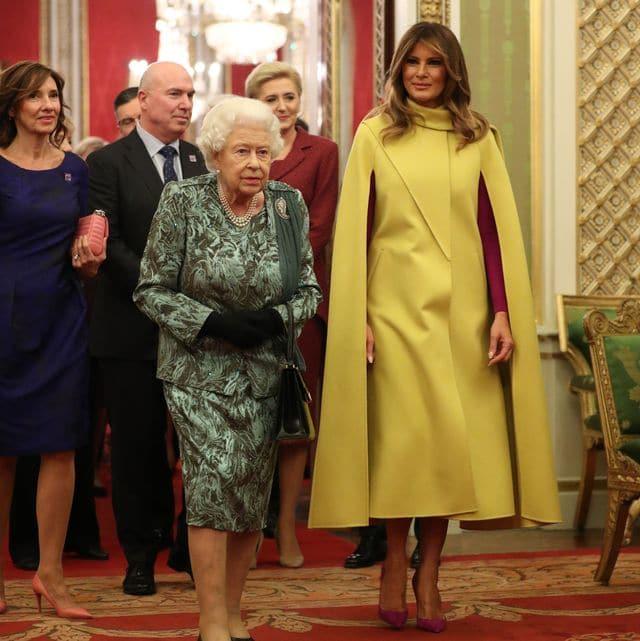 melania-trump-queen-elizabeth-nato-summit-reception-style-rave