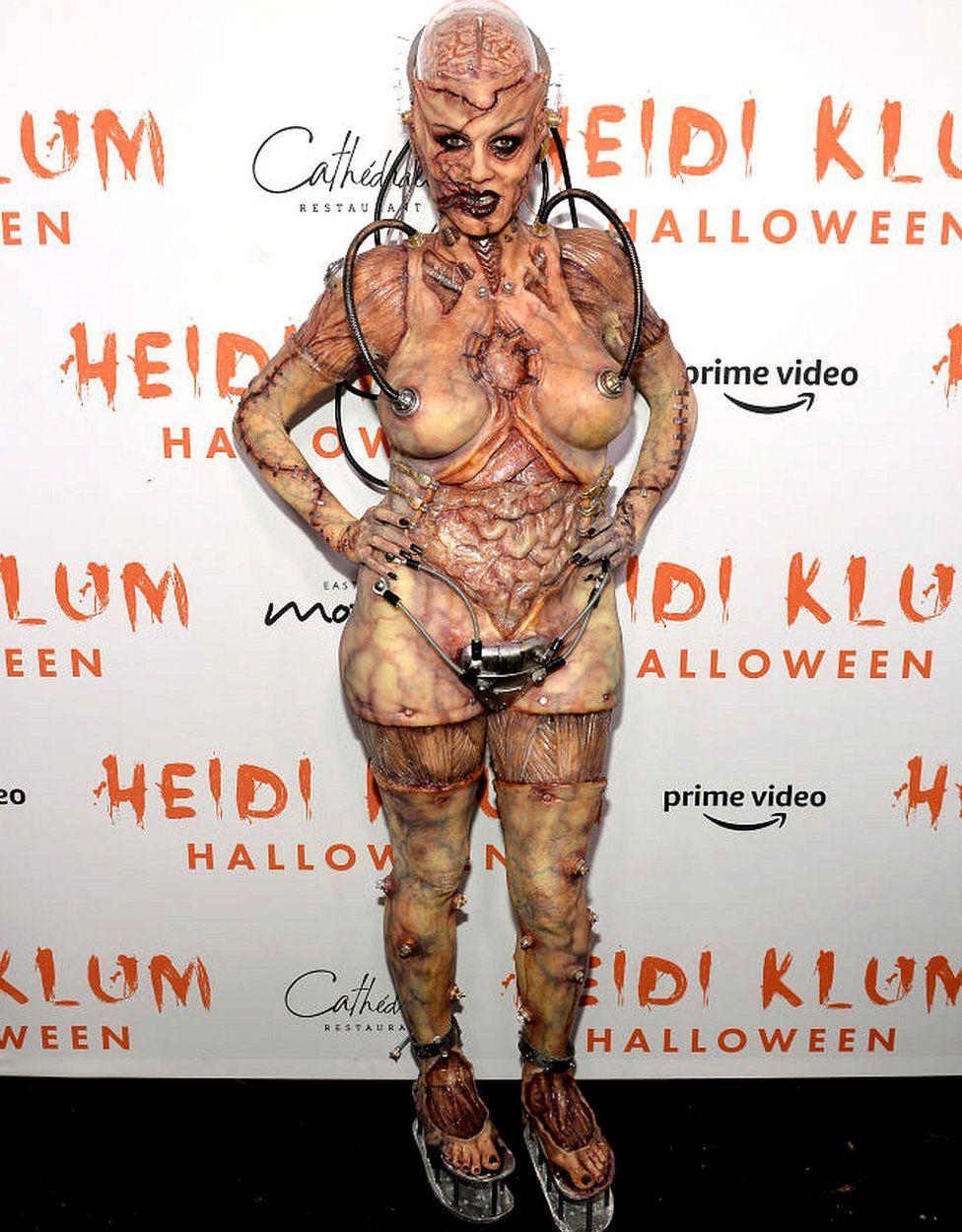 heidi-klum-celebrities-costumes-halloween-2019