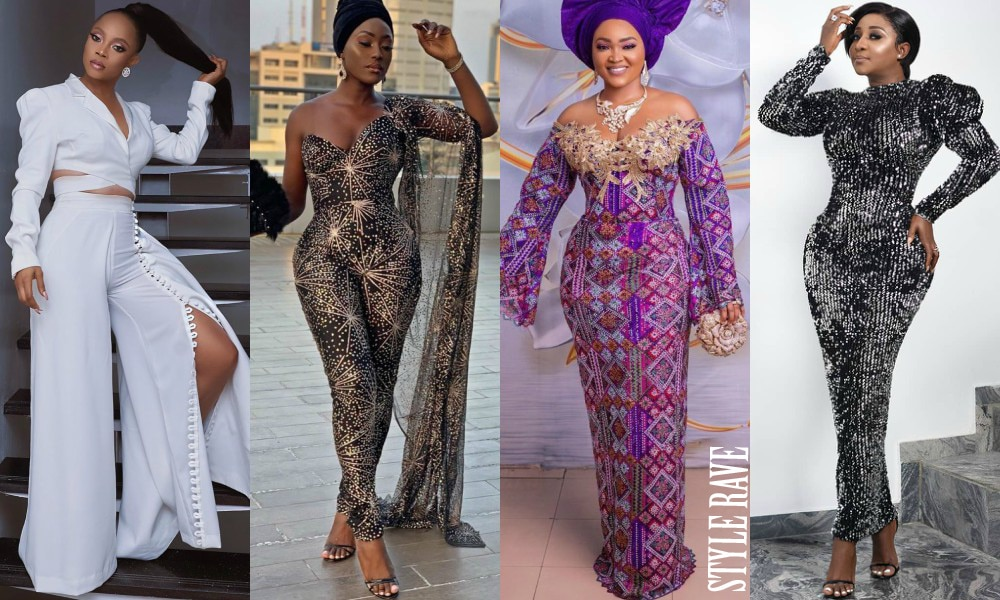 Top 10 Most Stylish Nigerian Celebrities Of 2019 Nigerian Women Fashion