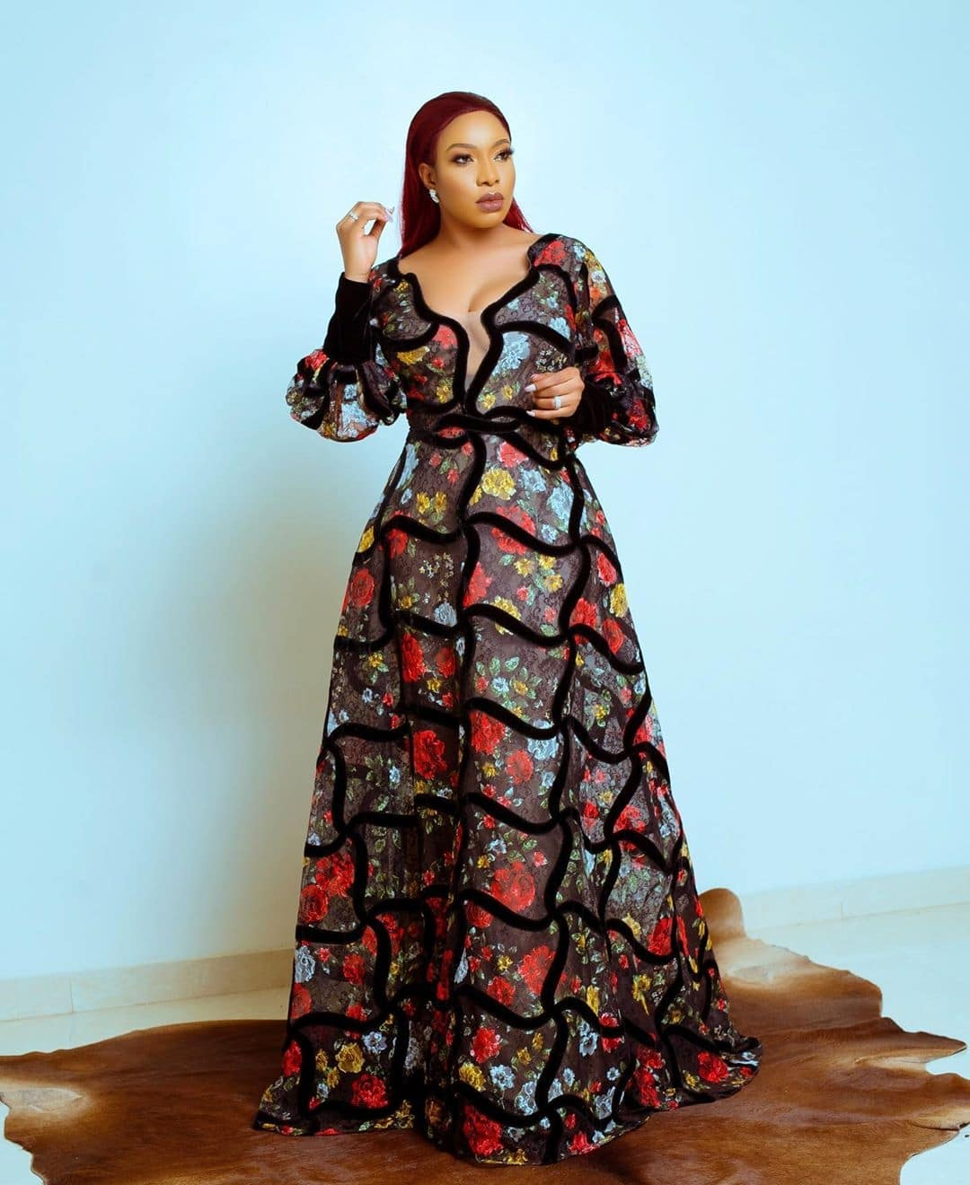 chika-ike-nollywood-actress-2020-photos-red-carpet-best-dresses