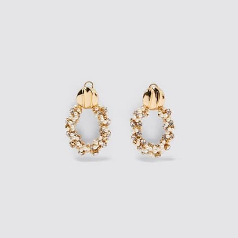 Coco Clustered Faux Pearl