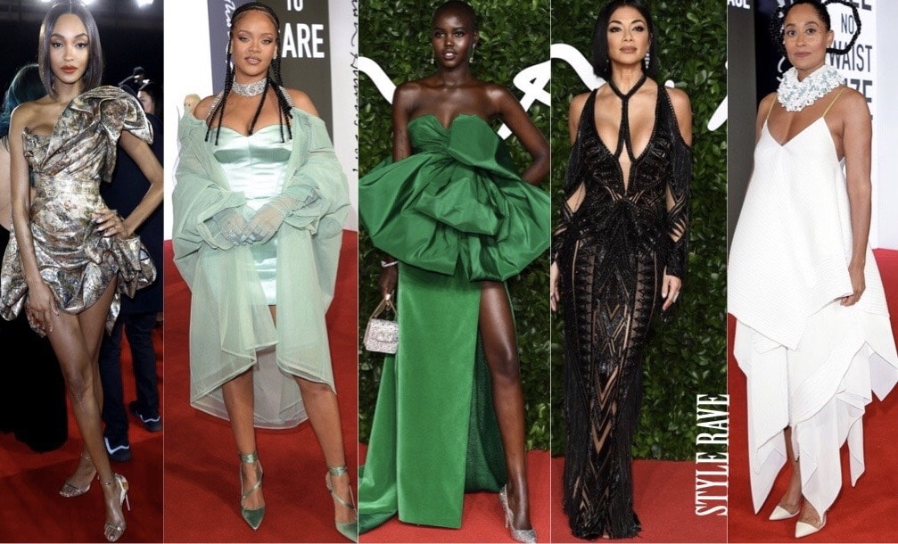 british-fashion-awards-2019-red-carpet-best-dressed
