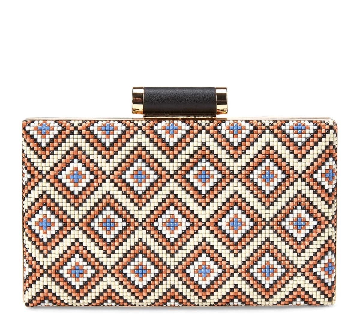 Tory beaded Convertible Clutch For Fall Winter Spring Summer