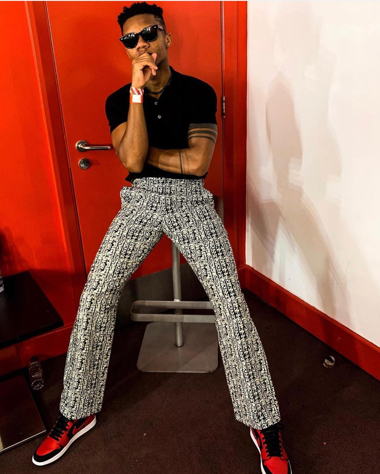 The 15 Best Dressed African Male Celebrities Of 2019