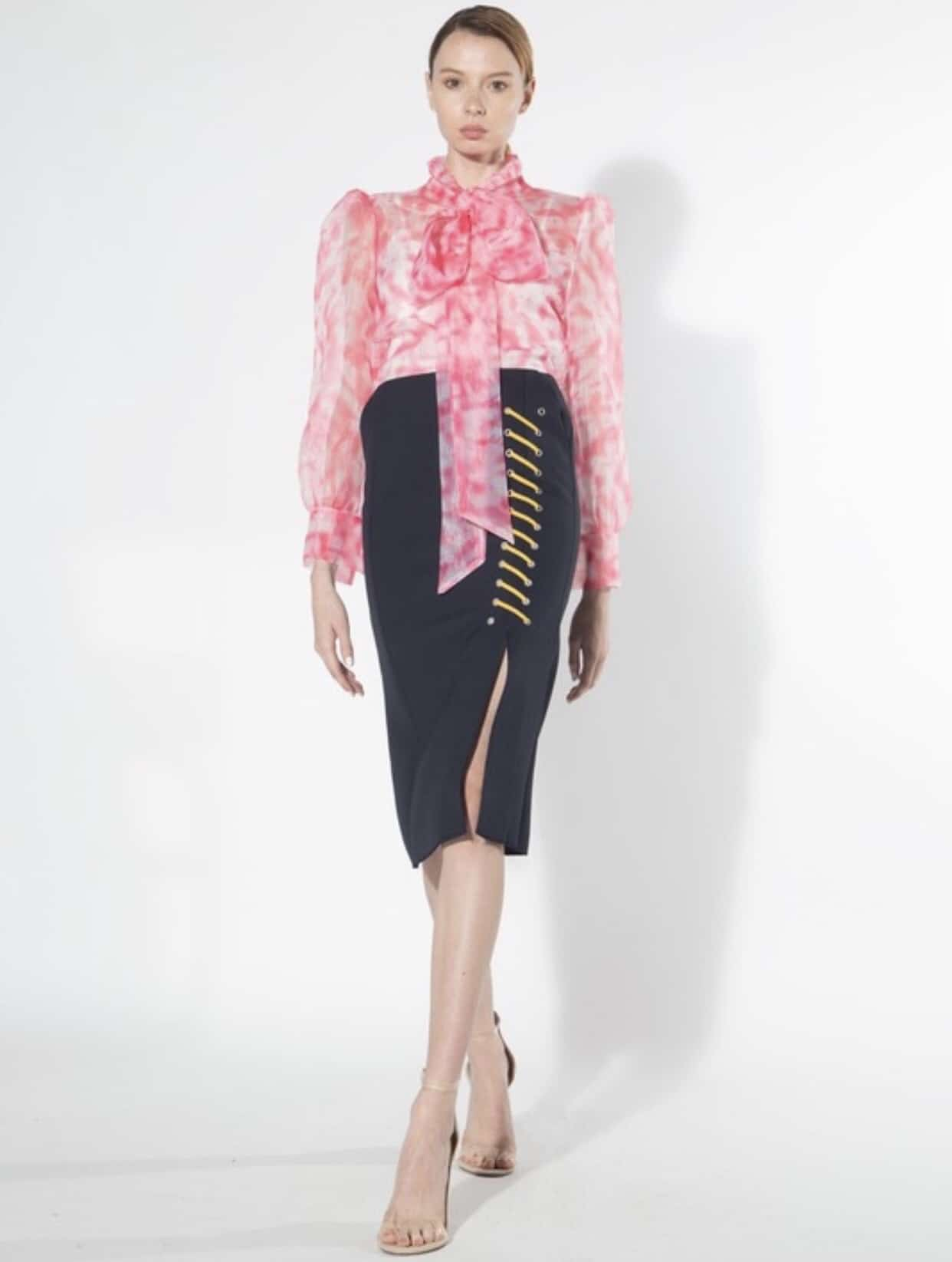 lapp-soft-cloud-print-organza-top For Fall Winter Spring Summer