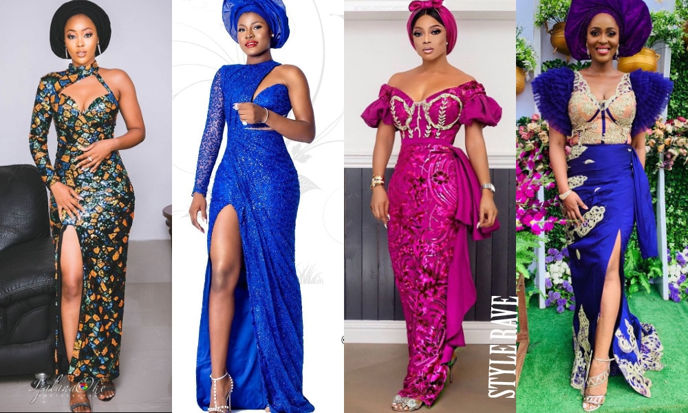 these-17-latest-tsawon-aso-ebi-gowns-colors-are-sr-amince-da-bikin-bikin-2019 -2020