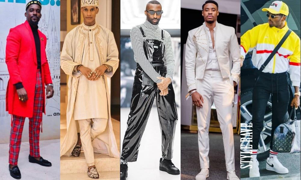 Las 15 celebridades masculinas africanas mejor vestidas de 2019 - | - # theravelist