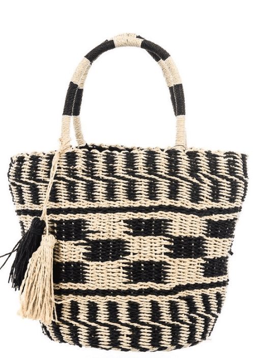 Bella Woven Bag For Fall Winter Spring Summer