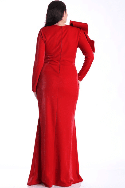Lilian Evening Dress - PLUS SIZE