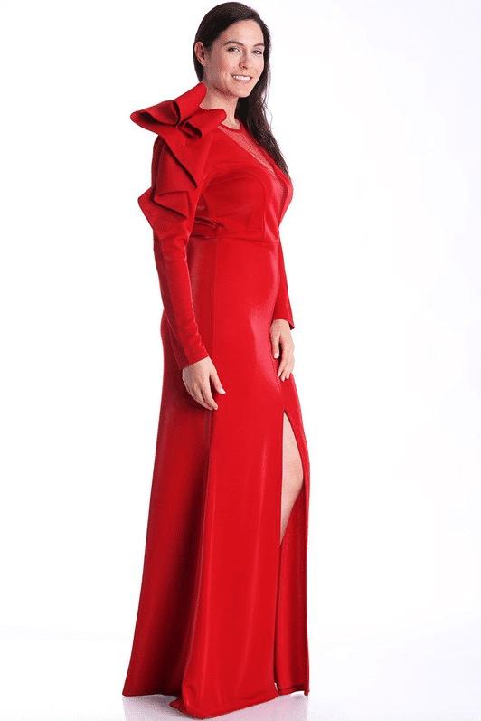 Lilian Evening Dress - PLUS SIZE