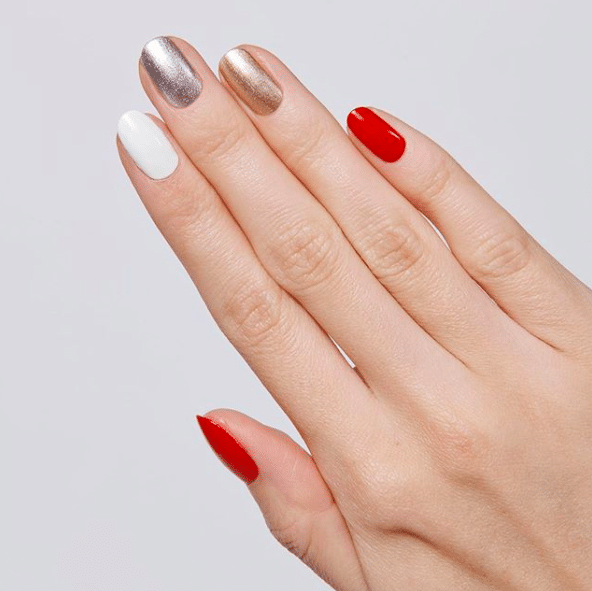 candy-cane-ombre-manicure-style-rave